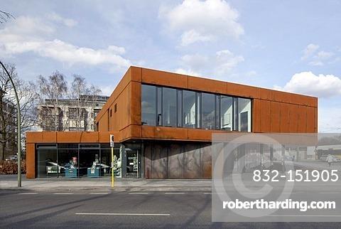 Berlin Wall Memorial and Documentation Centre, Bernauer Strasse, Berlin-Mitte, Berlin, Germany, Europe