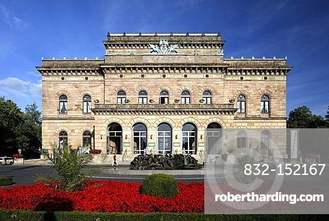 Braunschweig state theatre, Braunschweig, Brunswick, Lower Saxony, Germany, Europe