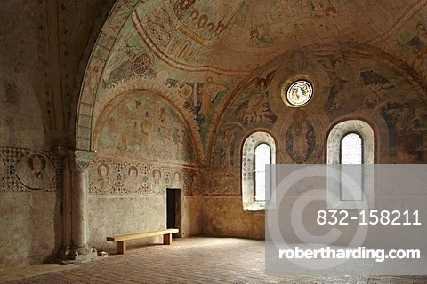 Gurk Cathedral, Bishop's Chapel, Carinthia, Austria, Europe