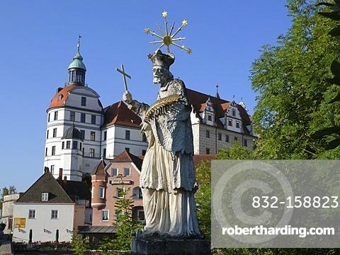 Neuburg an der Donau, Bavaria, Germany, Europe
