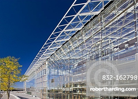 European Investment Bank EIB, Kirchberg quarter, Europe District, Luxembourg, Europe