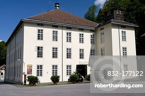 Rolls-Royce Museum in Guetle, Dornbirn, Vorarlberg, Austria, Europe