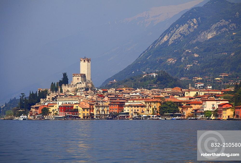 Malcesine, Lake Garda, Italy, Europe