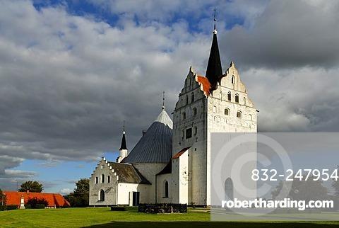 Horne Church, Funen, Denmark, Europe
