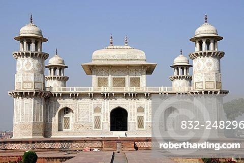 Mausoleum, Rajasthan, North India, Asia
