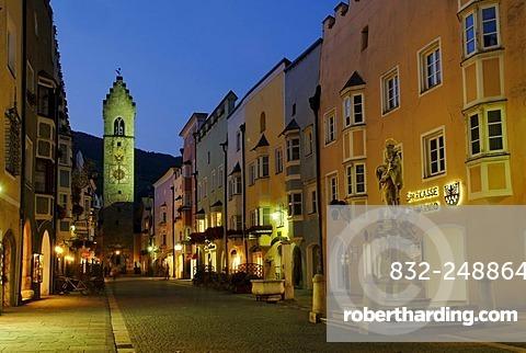 New town of Sterzing, Vipiteno, Bolzano-Bozen, Alto Adige, Italy, Europe