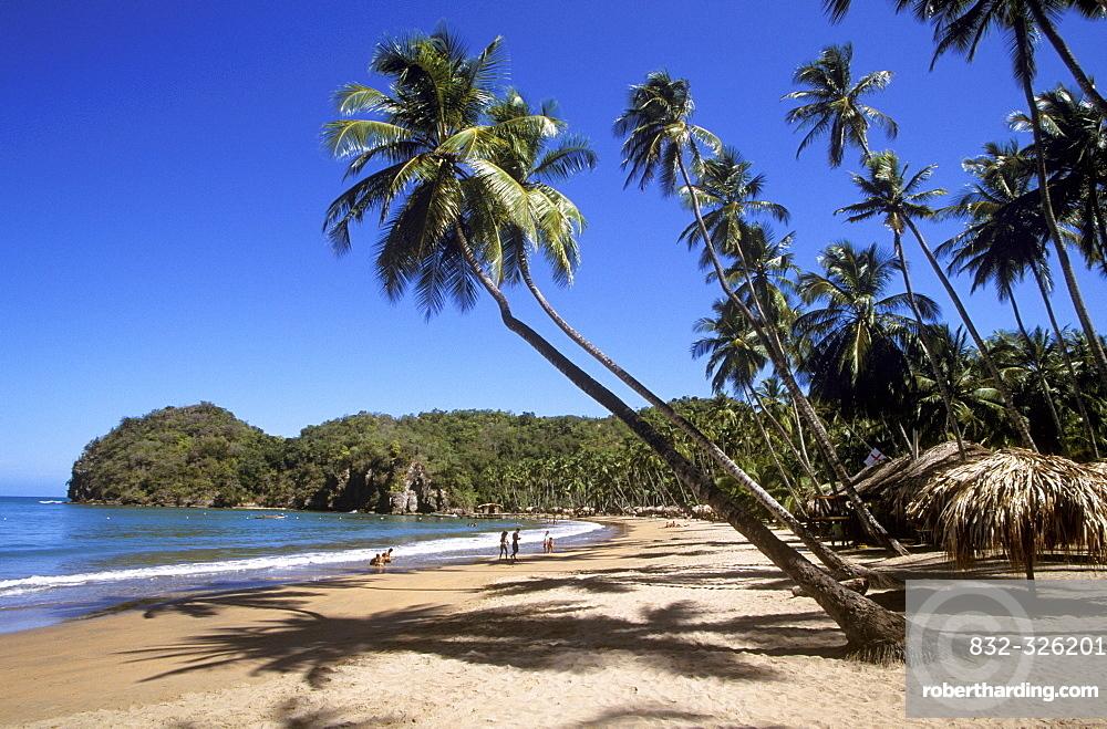 Playa Medina (Medina Beach), Sucre, Venezuela, Caribbean coast