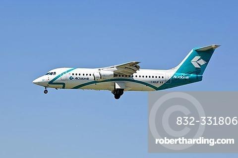 Air Dolomiti BAe 146-300