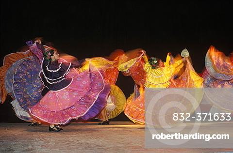 Folklore Ballett, Ballet Folclorico de Cabañas, Jalisco, Guadalajara, Mexico