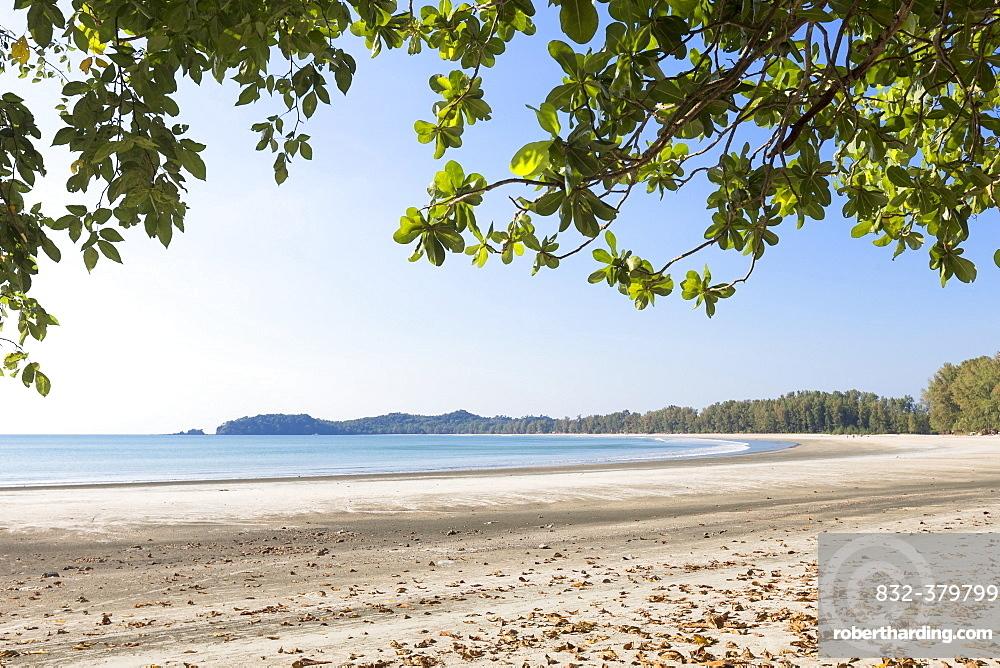 Ao Yai beach, Ko Phayam, Ranong, Thailand, Asia