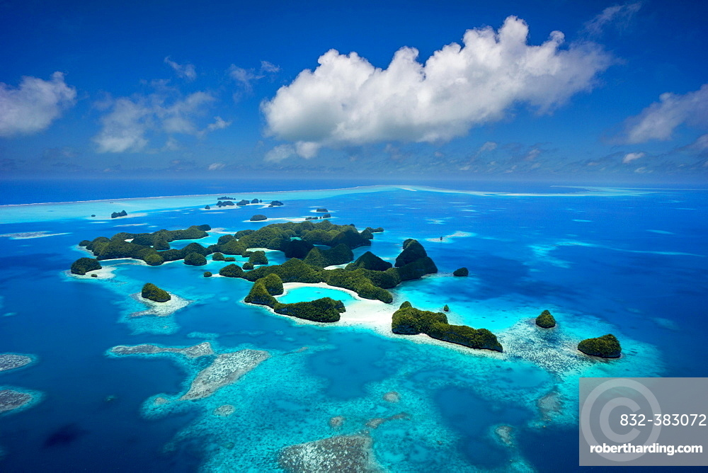 Rock Islands, Palau, Micronesia, Oceania