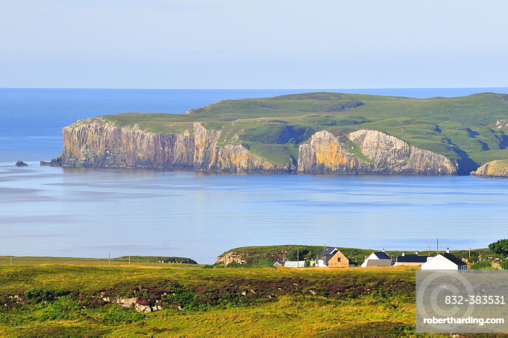 Loch Bracadale, Ross, Skye and Lochaber, Isle of Skye, Scotland, United Kingdom, Europe