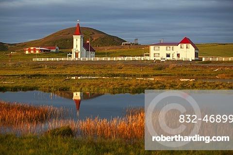 Church of Kopasker, Iceland, Europe