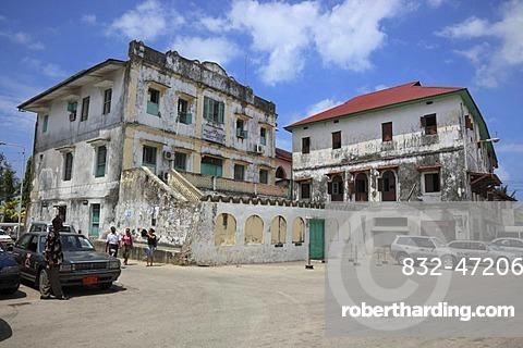 Historic town centre of Stone Town, Zanzibar, Tanzania, Africa