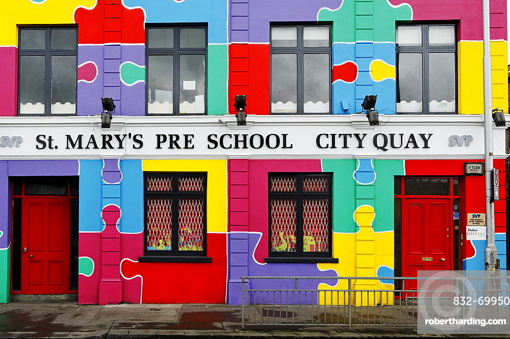 St. Mary's Pre-School, kindergarten, City Quay, Republic of Ireland, Europe