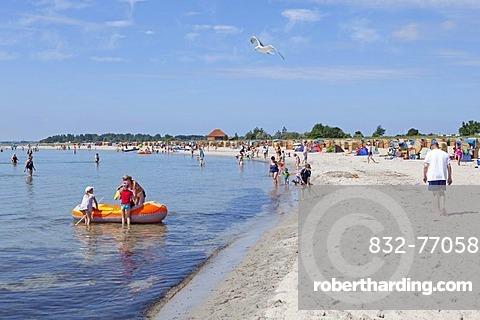 South beach, Fehmarn island, Schleswig-Holstein, Germany, Europe, PublicGround