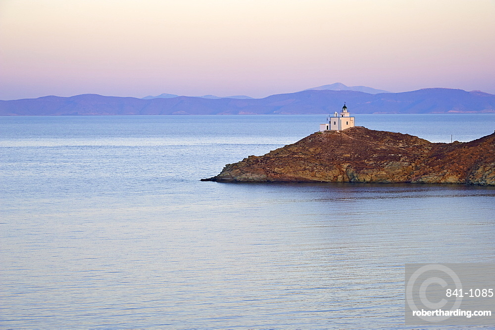 Agios Nikolaos, Korissia Bay, Kea Island, Cyclades, Greek Islands, Greece, Europe