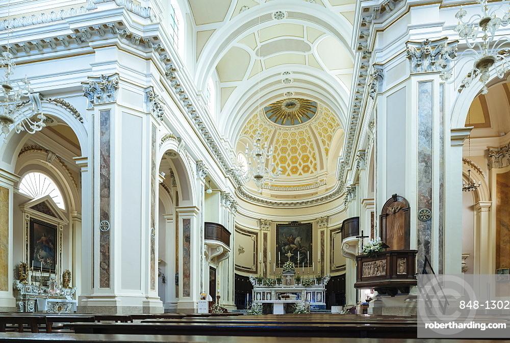 St. George the Martyr church, Locorotondo, Puglia, Italy, Europe