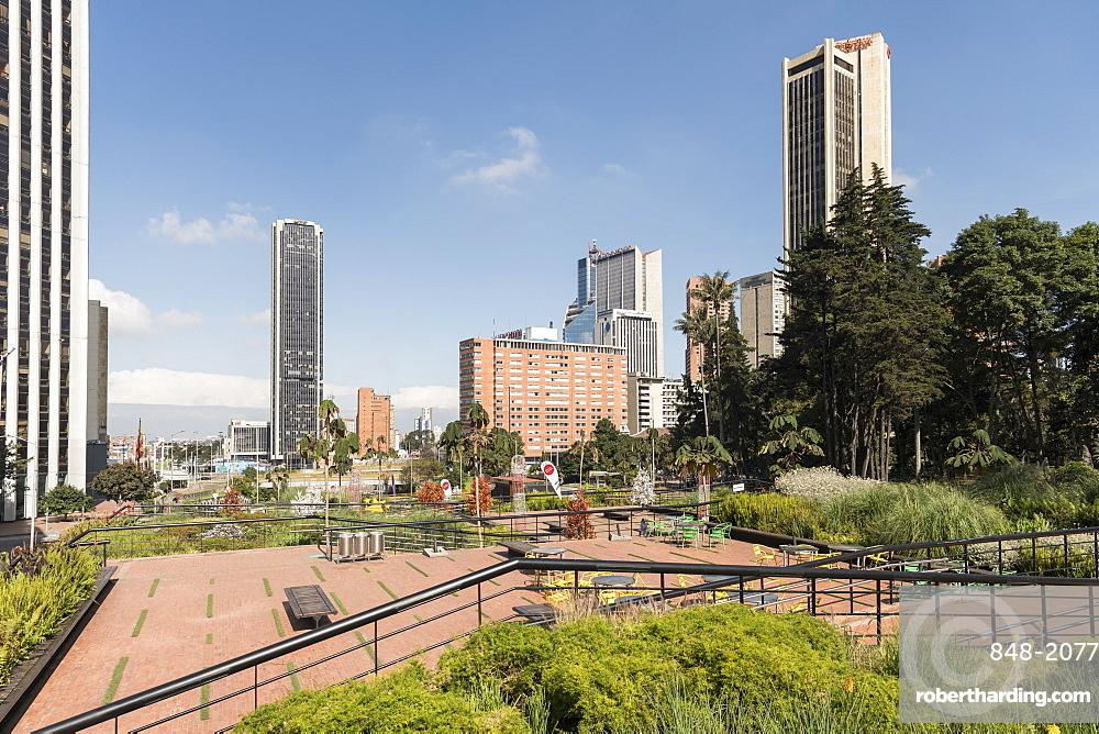 Independencia Park, Bogota, Cundinamarca, Colombia, South America
