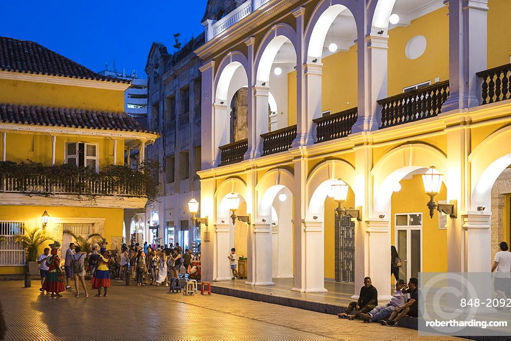 Cartagena, Bolivar Department, Colombia, South America