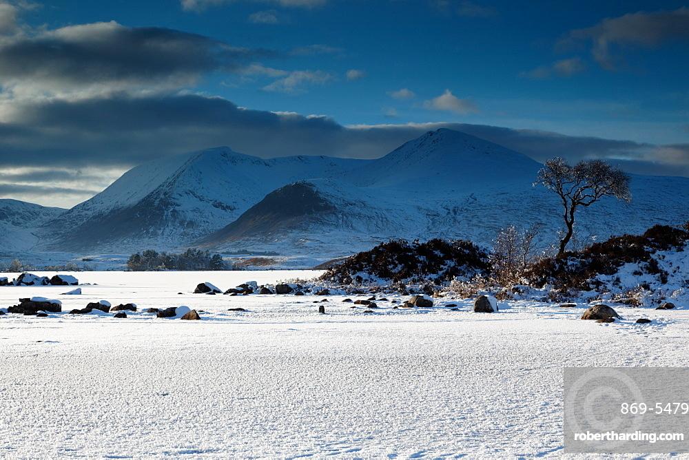 winterland West Highlands Scotland