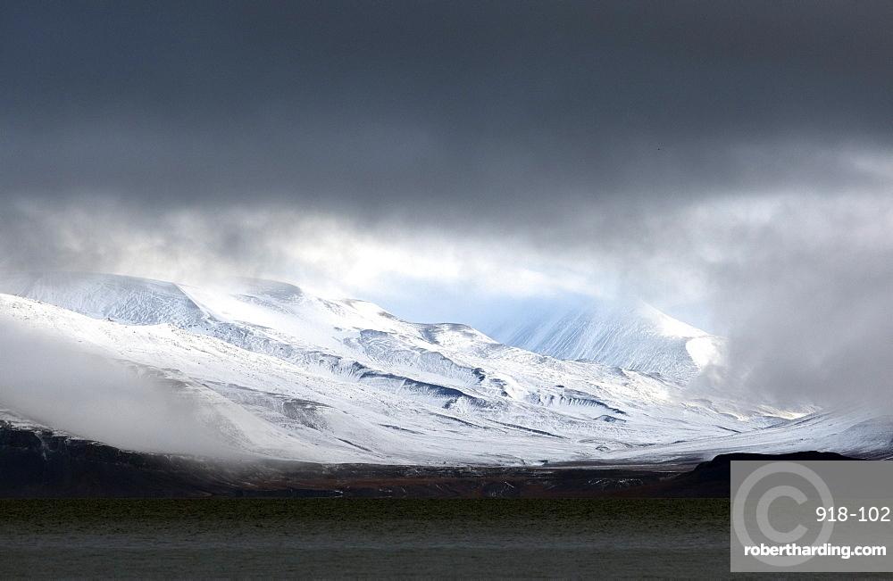 Svalbard, Norway, Scandinavia, Europe