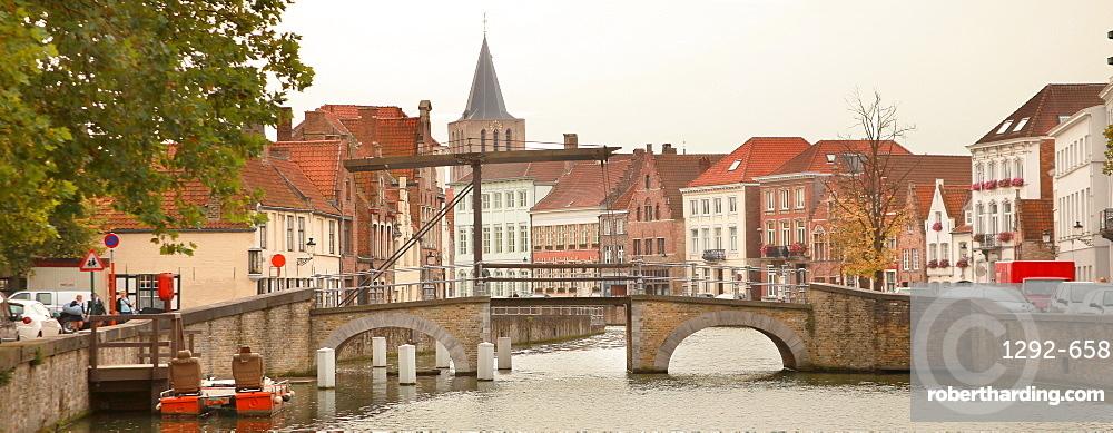 Langerei, Bruges, Flemish Region, West Flanders, Belgium