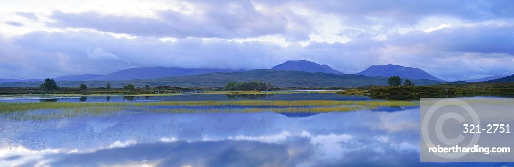 Loch Ba', Rannoch Moor,Strathclyde, Highlands Region, Scotland, UK, Europe