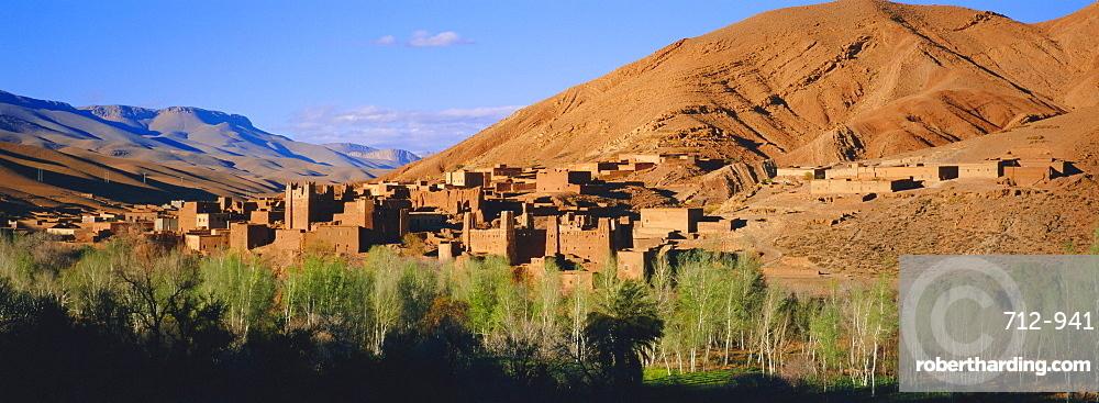 Ouarzazate, Dades Valley, Morocco
