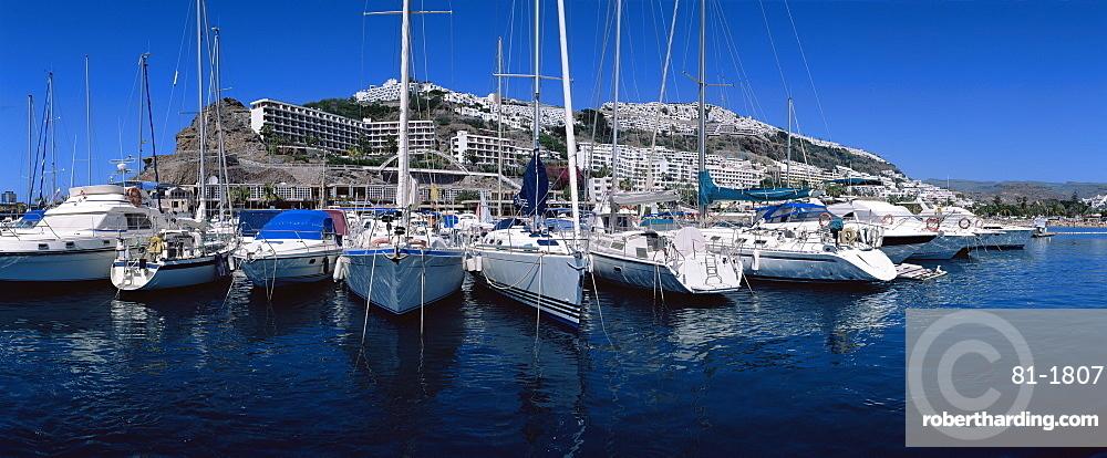 Puerto Rico, Gran Canaria, Canary Islands, Spain, Atlantic Ocean, Europe