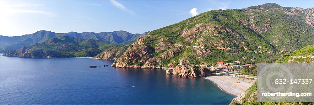 Porto, Gulf of Porto, Corsica, France, Europe