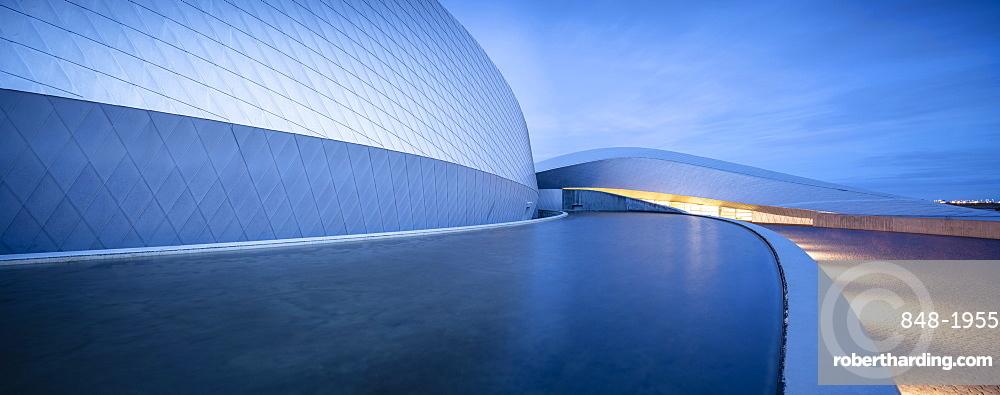 The Blue Planet, National Aquarium Denmark, Kastrup, Copenhagen, Denmark, Scandinavia, Europe
