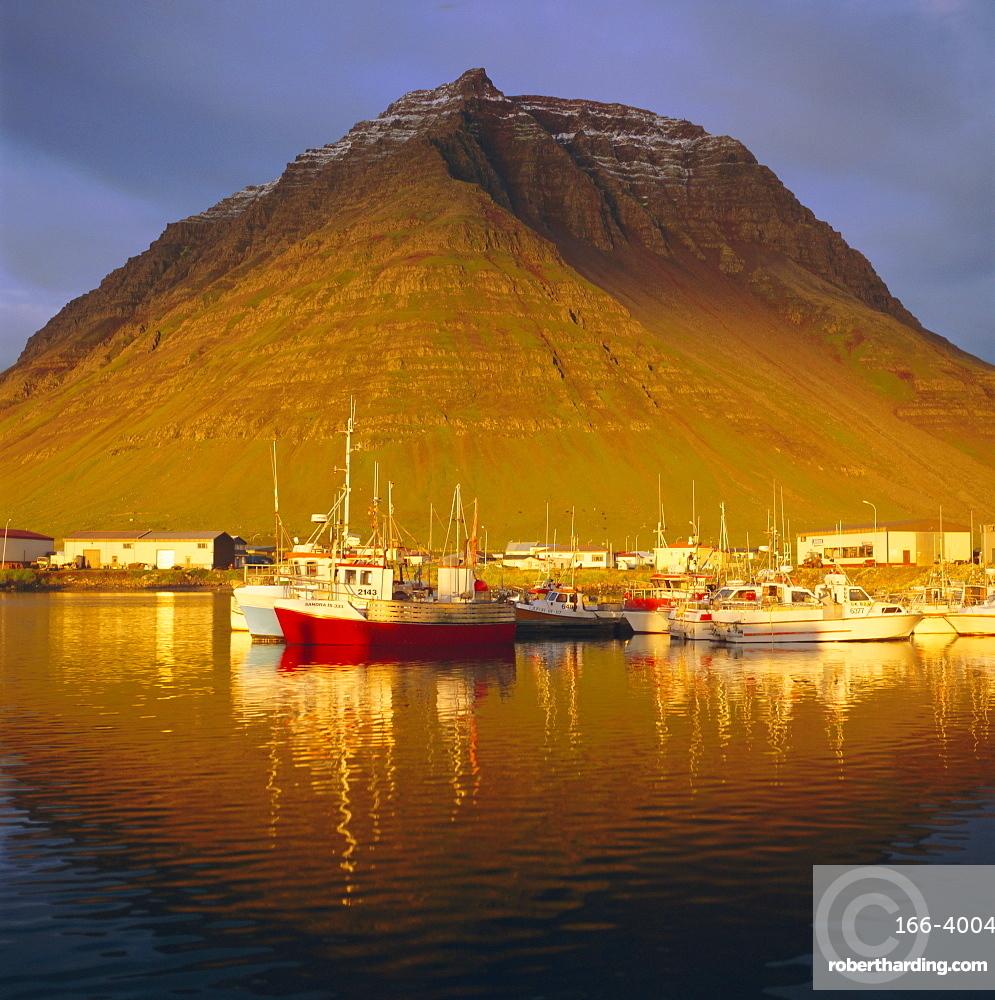 Bolungavik, North West Iceland