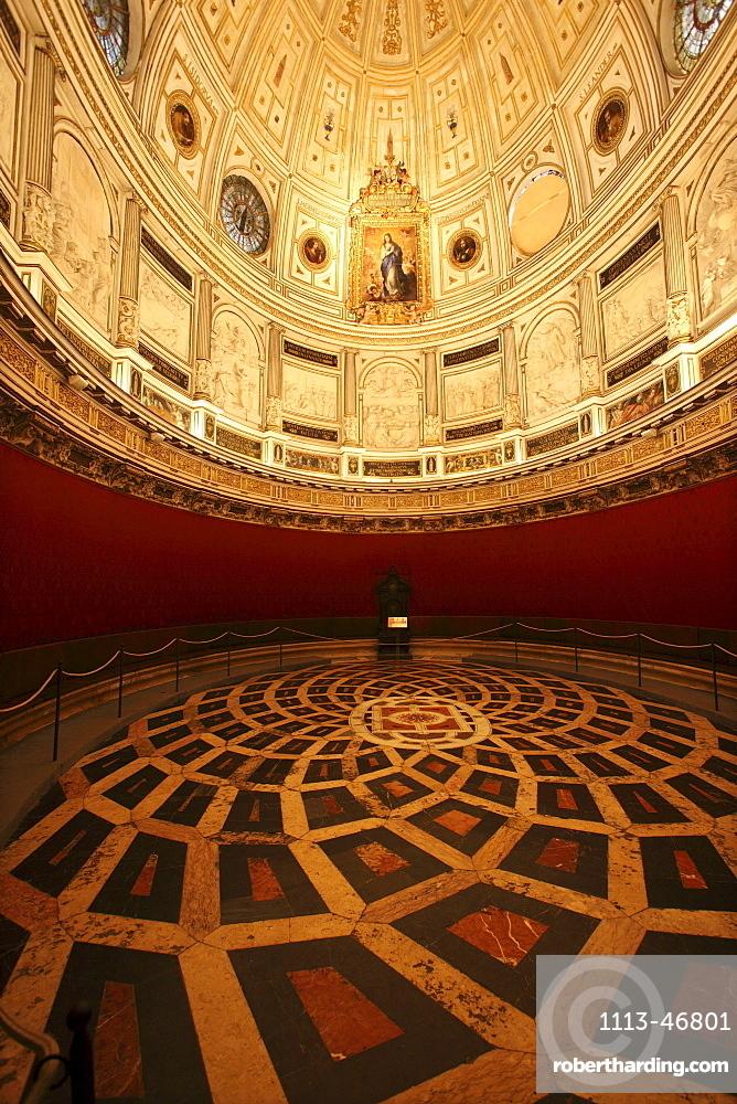 Cathedral of Sevilla, Santa Maria de la Sede, Unesco World Heritage, Sevilla, Andalusia, Spain