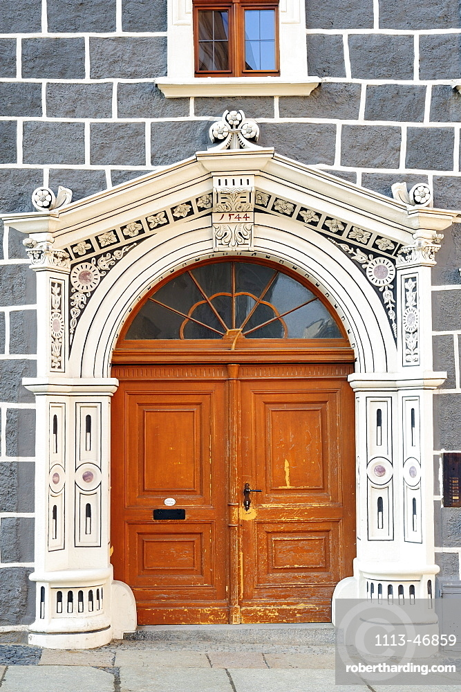 Gate, city of Goerlitz, Goerlitz, UNESCO World Heritage, Goerlitz, Saxony, Germany, Europe