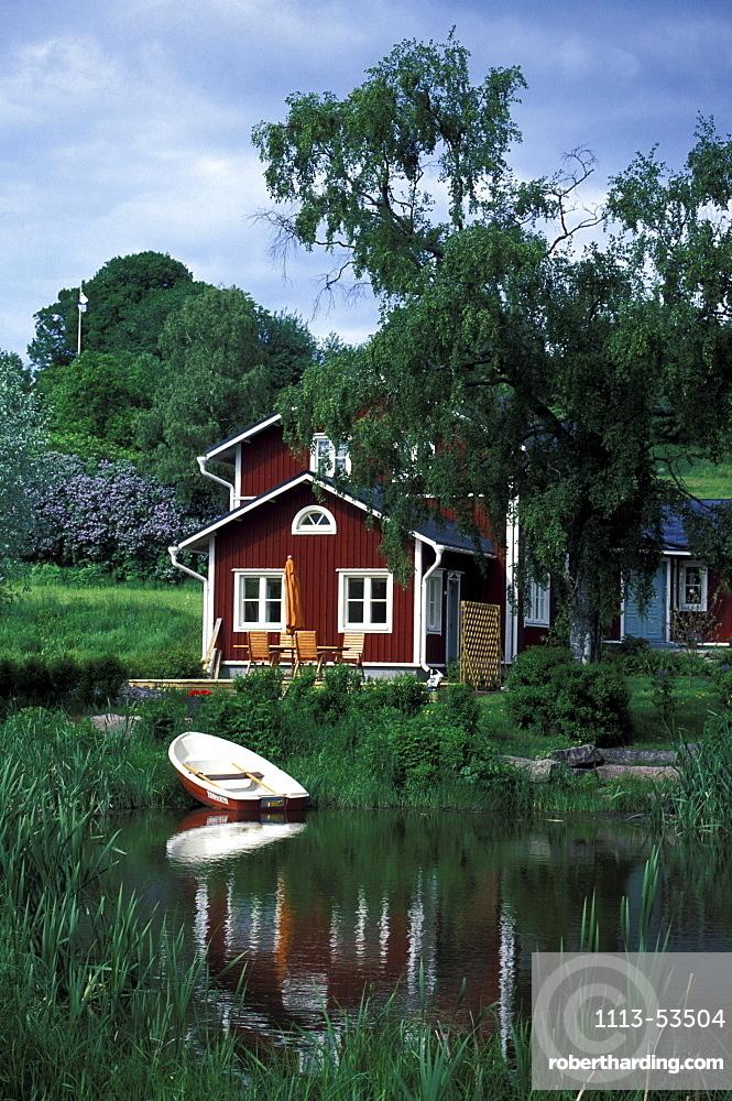 Summer residence near Porvoo, Finland
