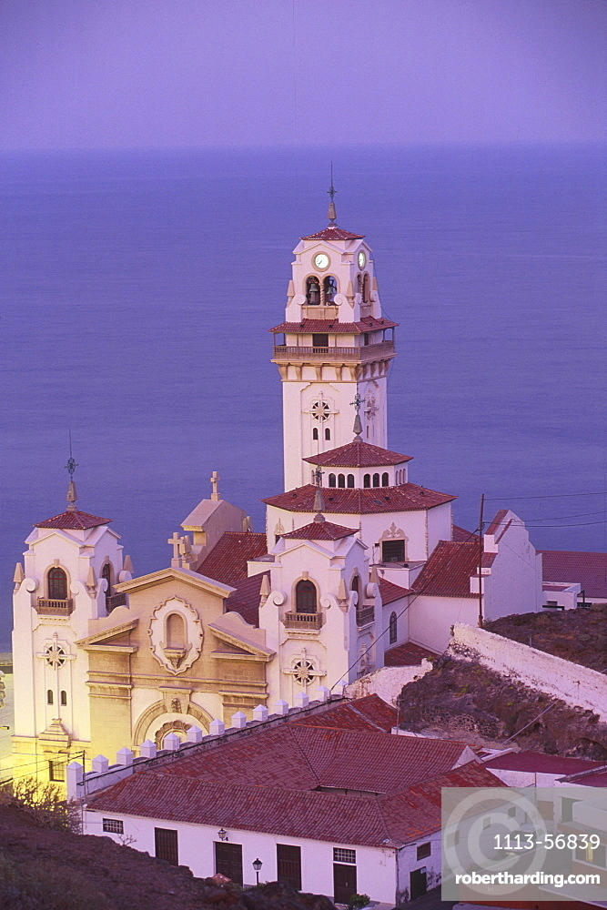 Church of Candelaria, Tenerife, Canary Islands, Spain