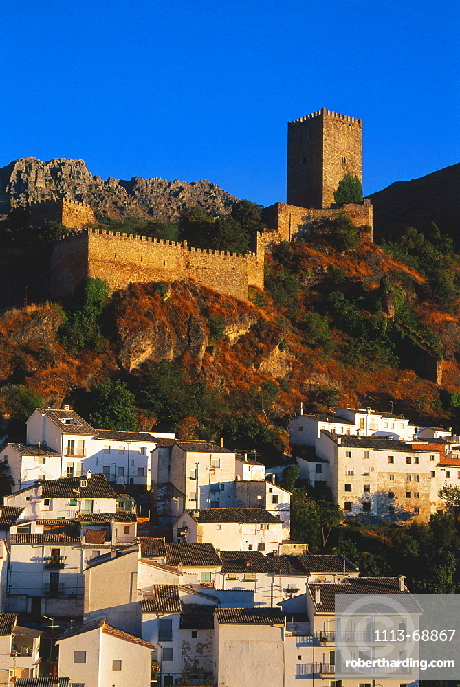 Cazorla, Sierra de Cazorla, Province Jaen, Andalusia, Spain