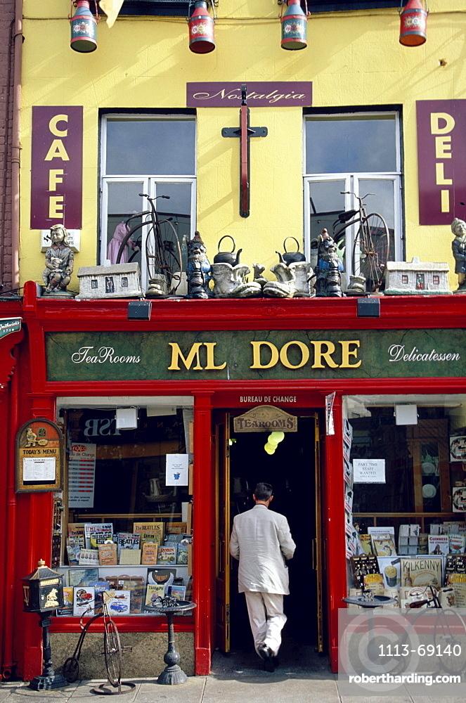 ML. Dore Shop, Parliament Street, Kilkenny, County Kilkenny, Ireland