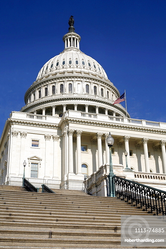 United States Capitol, the United States Congress, the legislative branch of the U.S. federal government, Washington DC, United States, USA