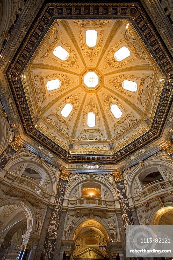 Vienna Kunsthistorischess Museum dome