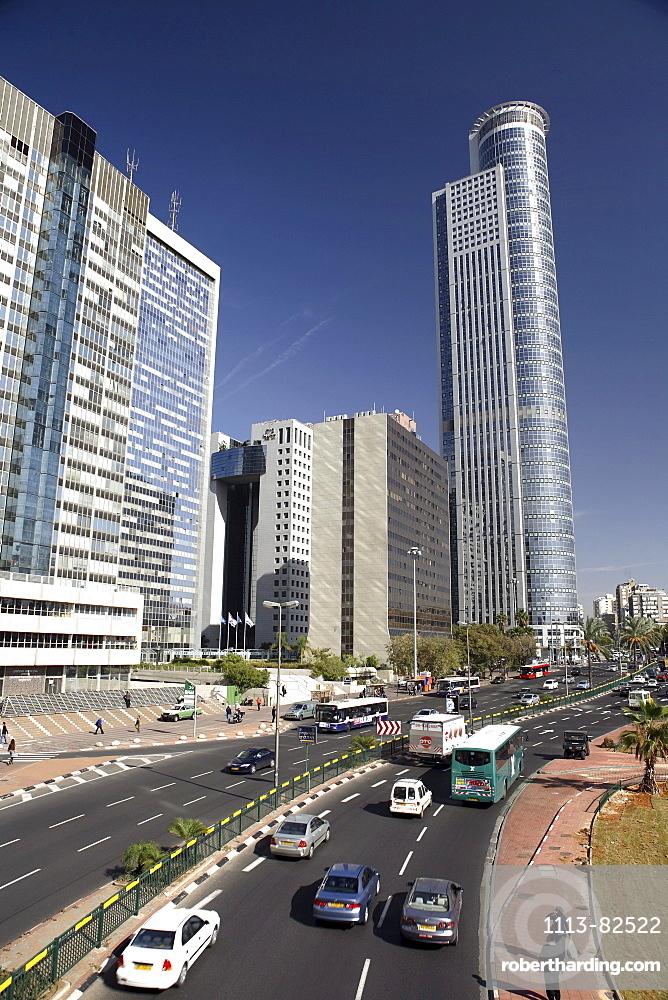 Business District, Ramat Gan, Israel