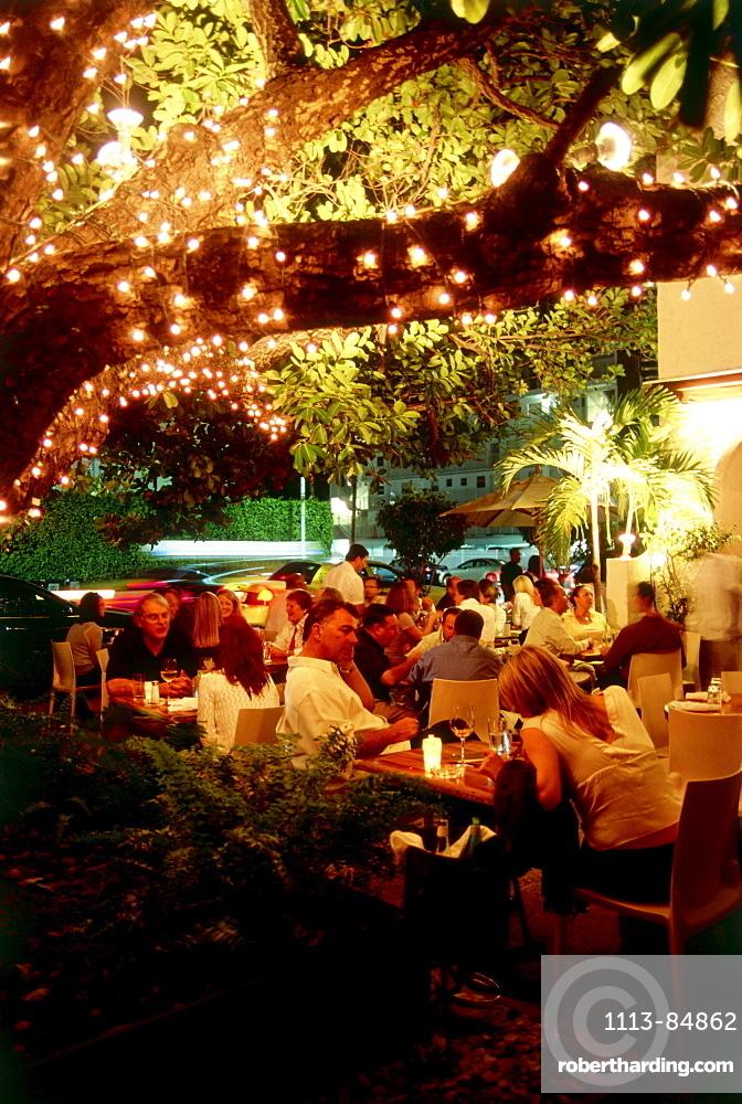 Restaurant Nemo, South Beach, Miami, Florida, USA