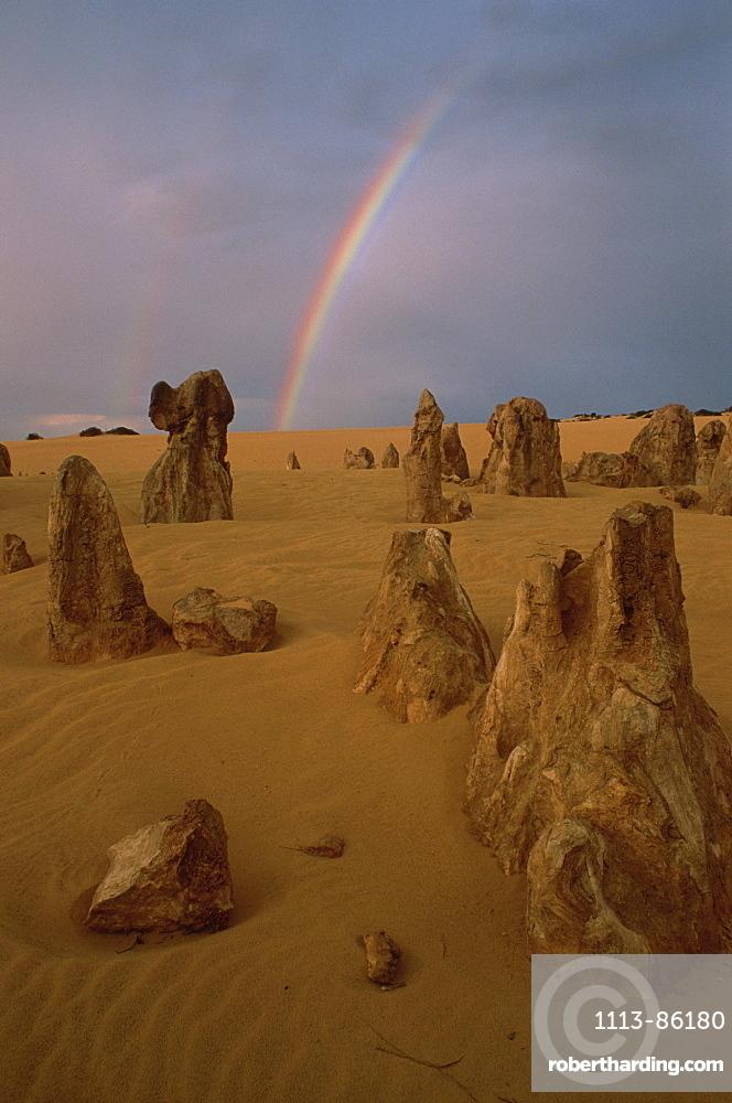 Pinnacles, Nambung National Park, West Australia