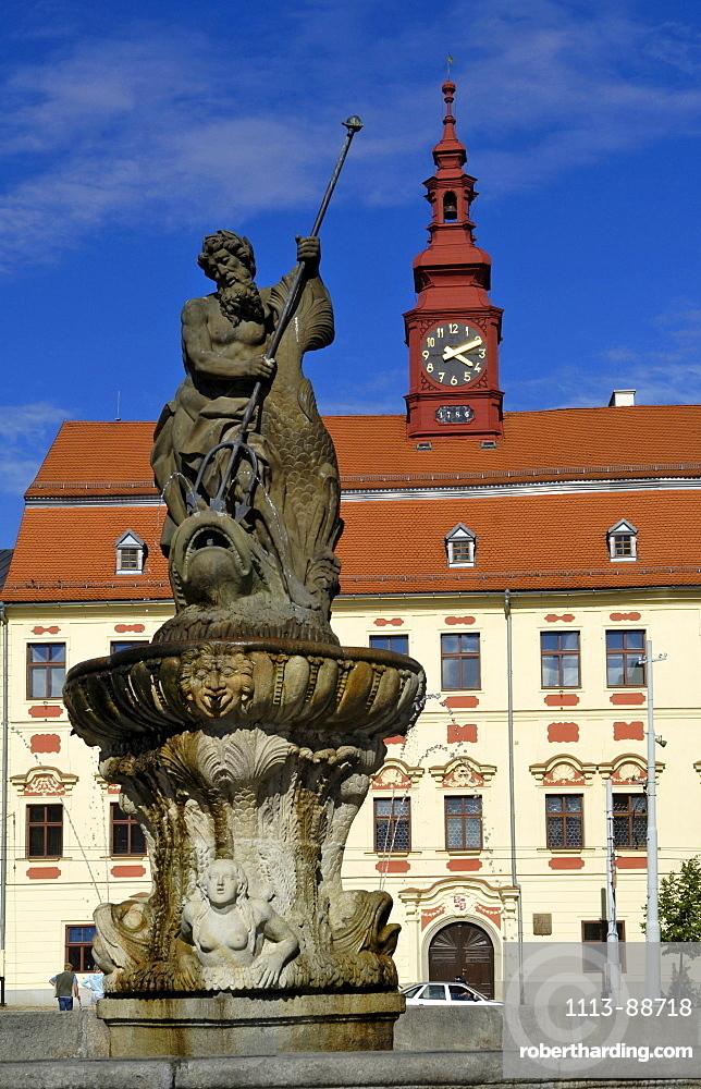 Townhall, Czech Republic
