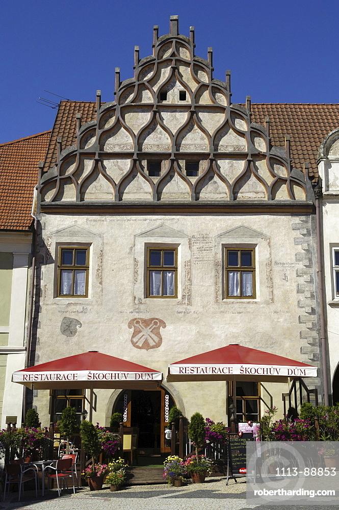 Restaurant in Tabor, Czech Republic