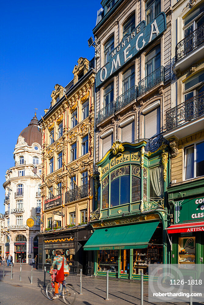 Shopping, Lille, France, West Europe
