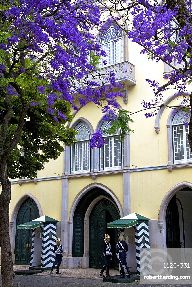 Headquarters of Carmo, Lisbon, Portugal, South West Europe
