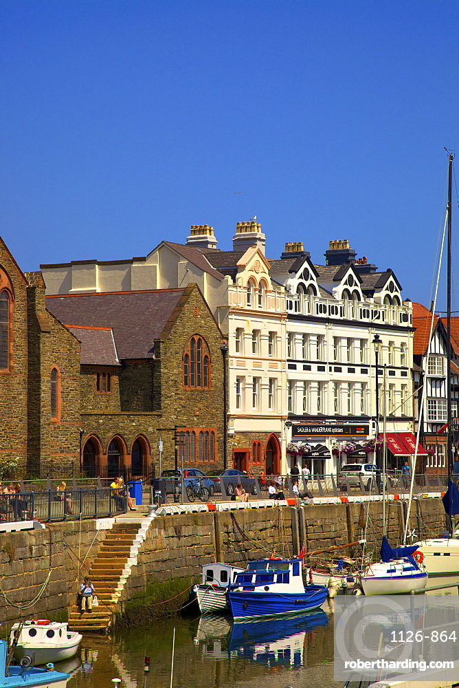 Douglas Marina and Waterfront, Douglas, Isle of Man, Europe