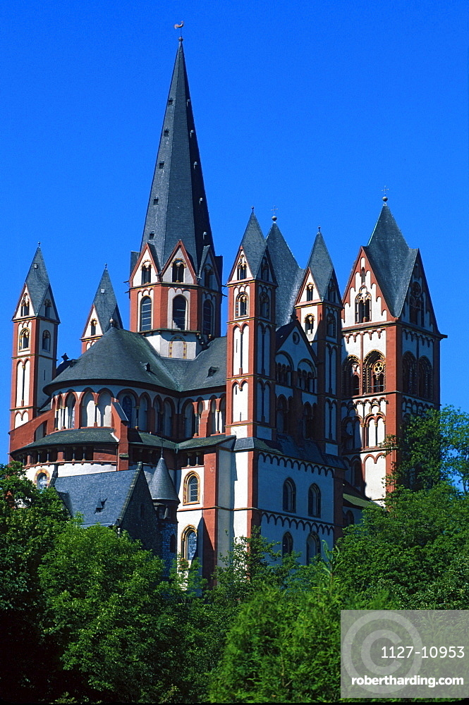 Cathedral, Limbourg, Hessen, Germany